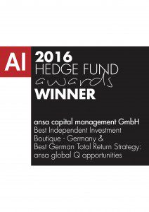 Best Independent Investment Boutique - Germany & Best German Total Return Strategy ansa global Q opportunities
